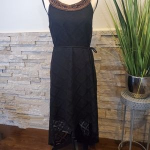 Dress Barn Hi-Lo Dress SZ 14
